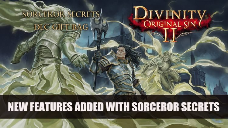 Divinity Original Sin 2 Releases Further Features with Gift Bag Sourceror Secrets