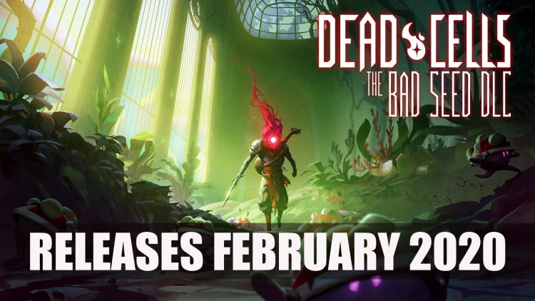 Dead Cells First Paid DLC Releases February on PC and Consoles