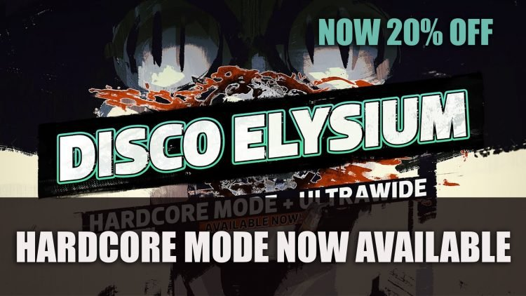 Disco Elysium's Launches New Hardcore Mode