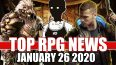 Top RPG News Of The Week: January 26th (MHW, Godfall, Wasteland Remasters and More!)