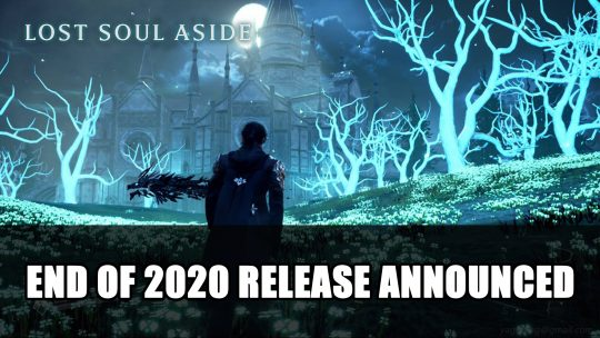 Lost Soul Aside 2020 Release Goal Announced by Creator Yang Bing