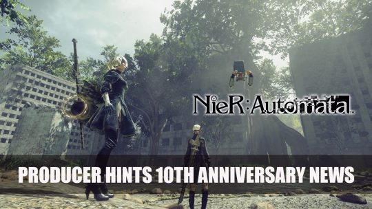 NieR: Automata Producer Teases 10th Year Anniversary Announcement