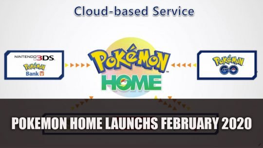 Pokemon Home Will Arrive Next Month