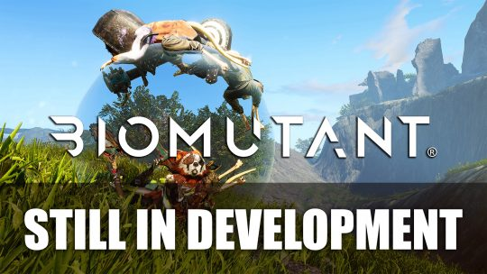 Biomutant Confirmed To Be Still in Development