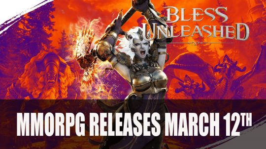 Bless Unleashed Launches on March 12th