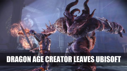 Dragon Age Creator Mike Laidlaw Leaves Ubisoft