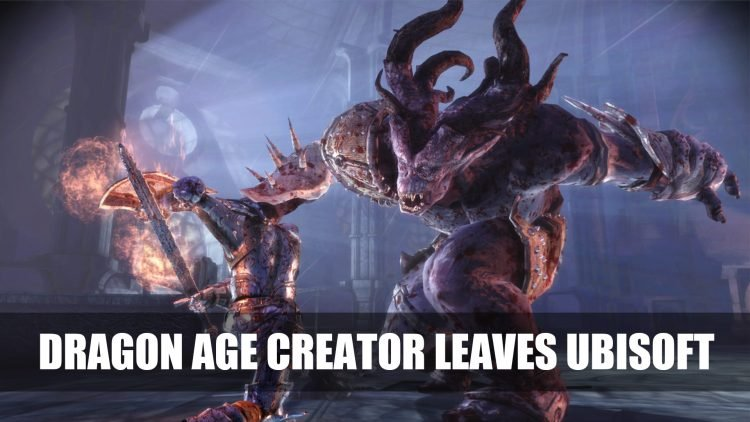 Dragon Age Creator Mike Laidlaw Leaves Ubisoft