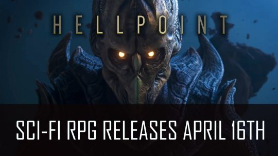 Hellpoint A Sci-fi Souls-like Releases This April