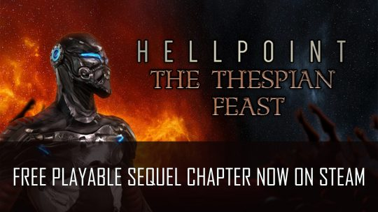 Hellpoint: The Thespian Feast Free Playable Sequel Chapter Is Now On Steam