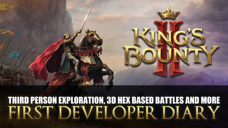 King's Bounty II First Developer Diary Explores Core Elements