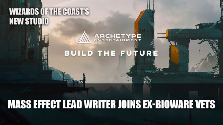 Mass Effect Lead Writer Drew Karpyshyn Joins New Wizards of the Coast Studio for Sci-fi RPG