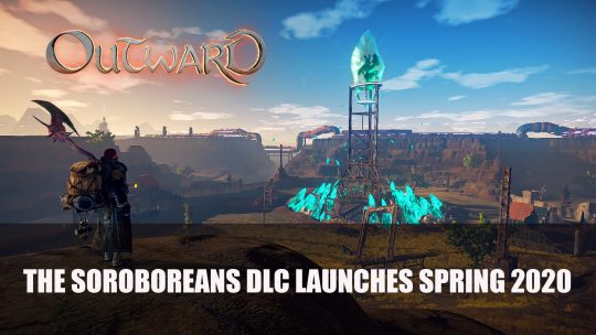 Outward DLC The Soroboreans Launches Spring 2020