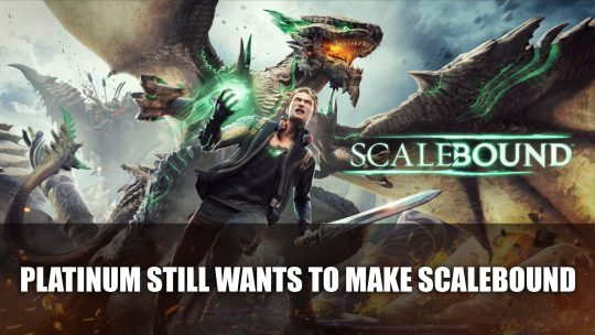 PlatinumGames Still Wants To Make Scalebound Happen If Microsoft Allows