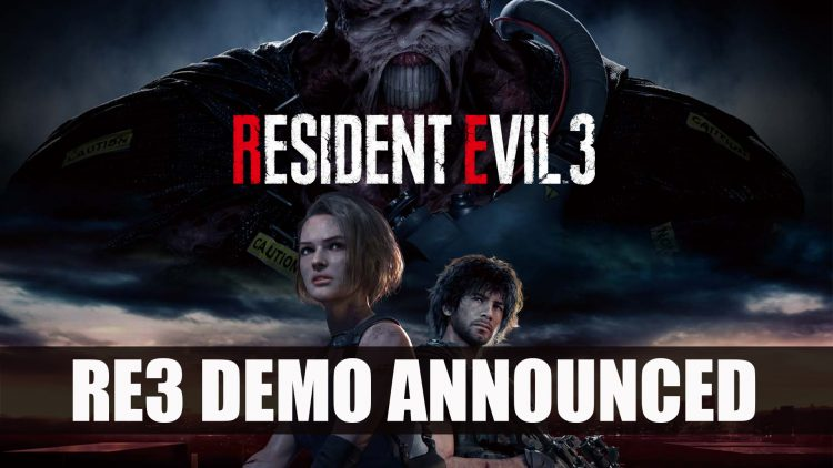 Capcom To Release Resident Evil 3 Remake Demo In the Near Future