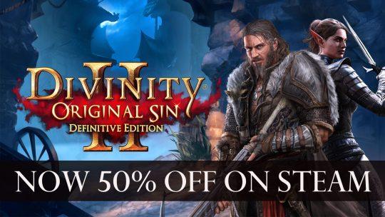 Divinity: Original Sin 2 Now 50% Off