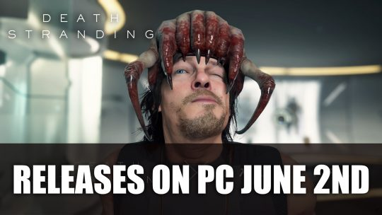 Death Stranding Comes to PC June 2nd