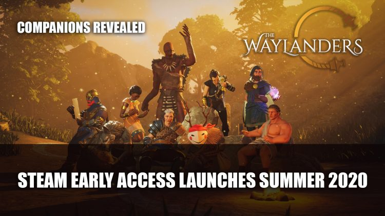 The Waylanders Is Coming to Steam Early Access This Year