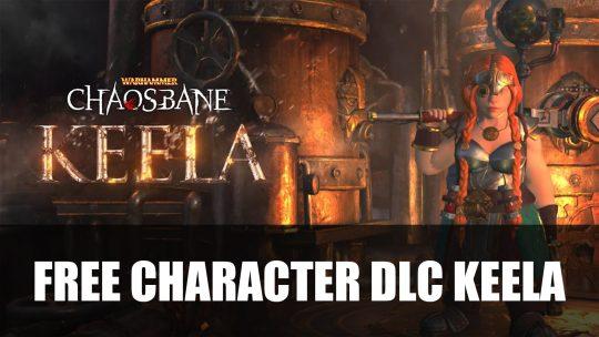 Warhammer Chaosbane Free Character DLC Trailer