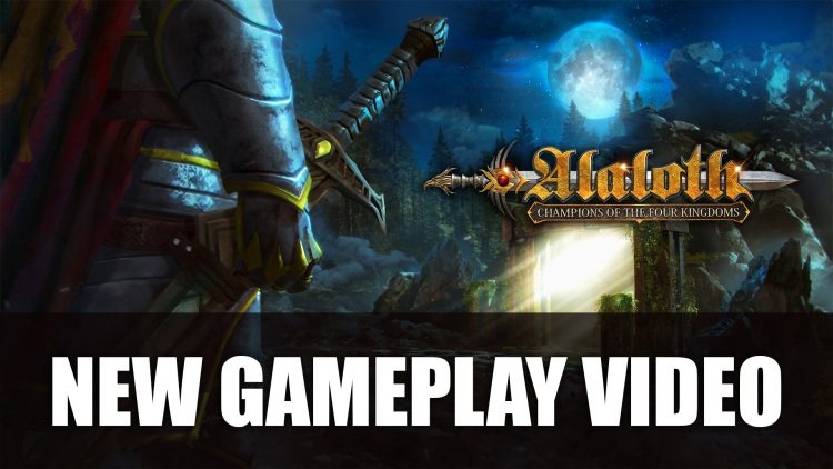 Alaloth CRPG Gets New Gameplay Video Featuring Skill-Based Combat