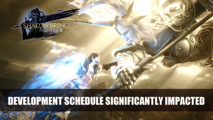 """Square Enix Announces Pandemic to """"Significantly Impact"""" Final Fantasy 14's Development"""