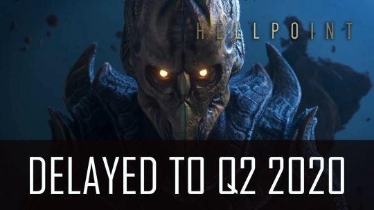 Hellpoint Delayed to Q2 2020