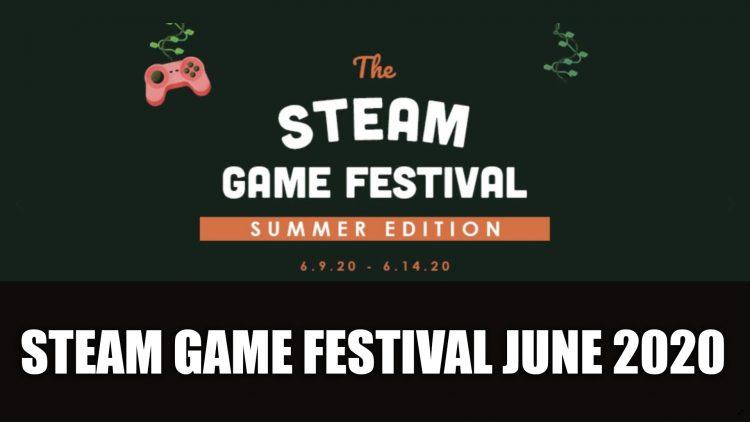 Valve to Bring Back Steam Game Festival for June 2020