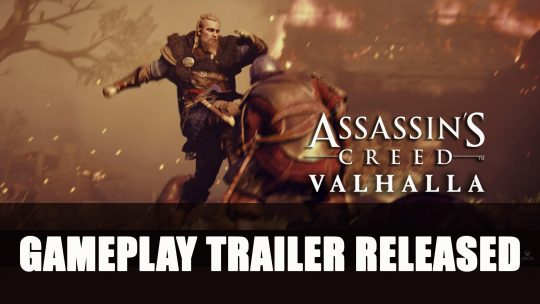 Assassin's Creed Valhalla Gameplay Trailer Released