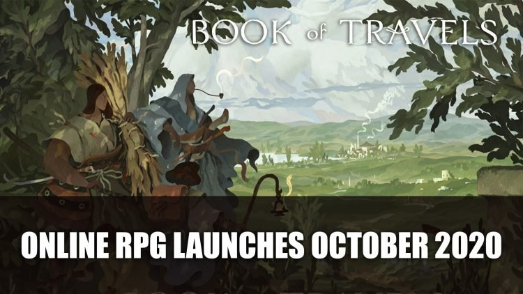 Book of Travels A Tiny Multiplayer Online RPG Launches October