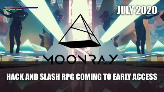 Moonray A Surreal Hack And Slash RPG Coming to Steam Early Access July