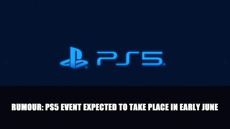 Rumour: Playstation 5 Event Expected To Take Place in Early June