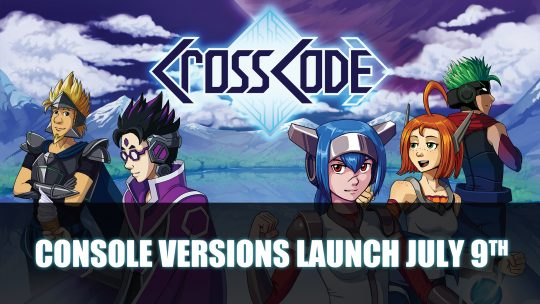CrossCode for PS4, Xbox One and Switch Launches July 9th