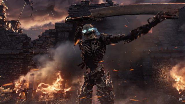 Demon S Souls Remake Trailer Analysis Release Date 4k Graphics Broken Archstone Fextralife