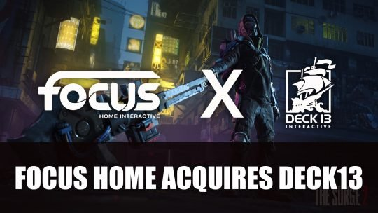 Focus Home Acquires The Surge Developer Deck13