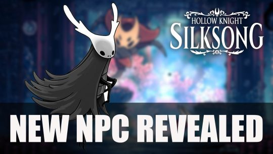 Team Cherry Teases Hollow Knight: Silksong with NPC Reveal