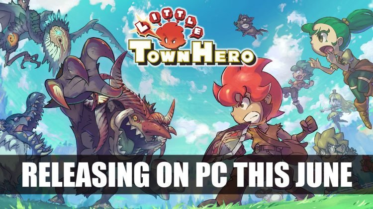 Little Town Hero Coming to PC on June 30th