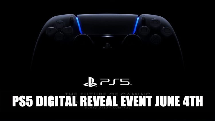 Sony Playstation 5 Reveal Event Set for June 4th