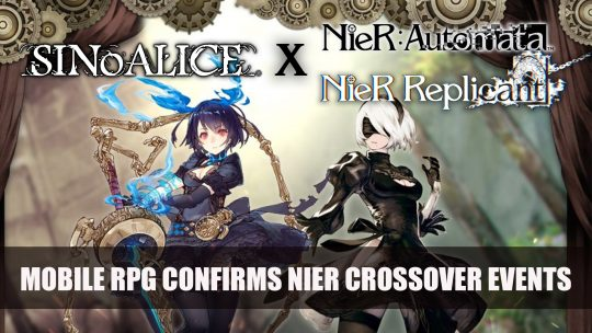 SINoALICE Mobile Fantasy RPG Crossover Event with Nier Automata and Nier Replicant