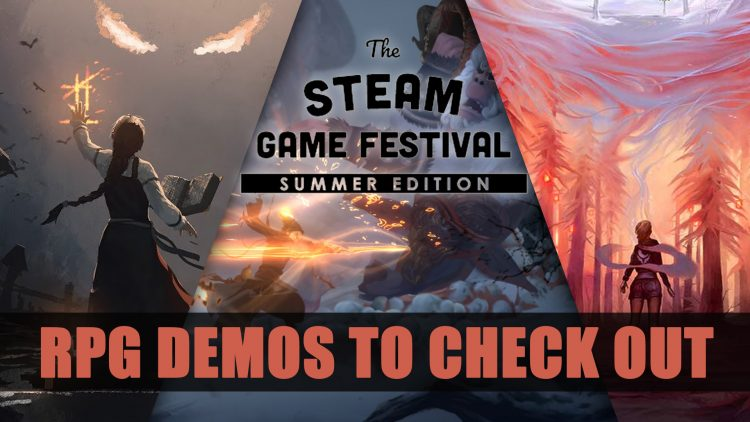 Steam's Summer Game Festival Kicks Off with Over 900 Playable Demos