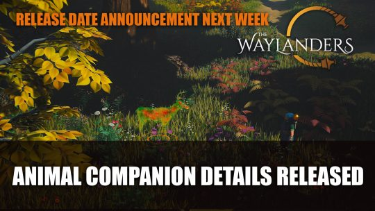 The Waylanders Gets New Details About Animal Companions