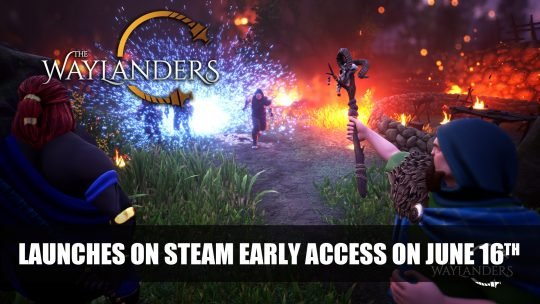 The Waylanders Releases On Steam Early Access on June 16th