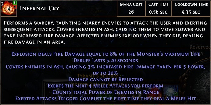 Infernal Cold Assassin With Maximum Dodge Path Of Exile Build Harvest League Fextralife Cast when damage taken support. path of exile build harvest league