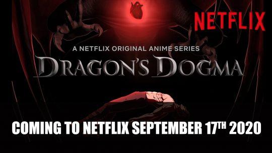 Dragon's Dogma Is Getting An Animated Netflix Series