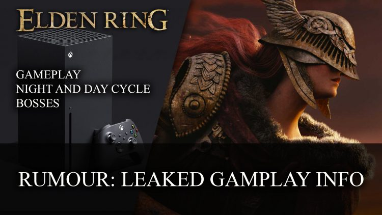 Rumour: Elden Ring Details Leaked Before Xbox Games Showcase