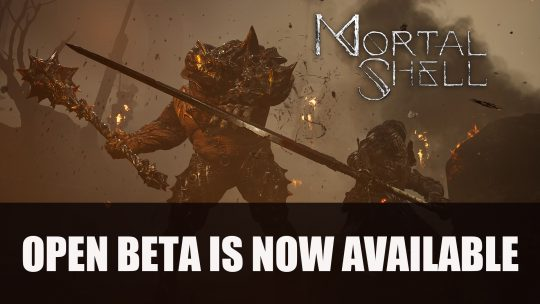 Mortal Shell Open Beta is Now Available Via Epic Games Store