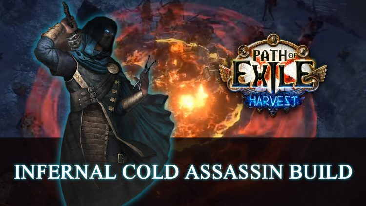 Infernal Cold Assassin – With Maximum Dodge! Path of Exile Build (Harvest League)