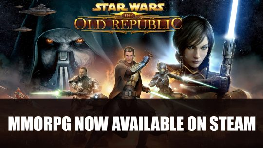 Star Wars: The Old Republic Comes to Steam