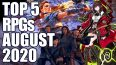 Top 5 Upcoming RPGs Of August 2020 (Horizon Zero Dawn, Wasteland 3, Pathfinder and More!)