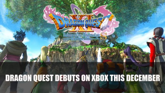 Dragon Quest XI S Is Coming to Xbox One and Game Pass in December