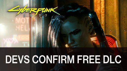 Cyberpunk 2077 Will Gain Free DLC
