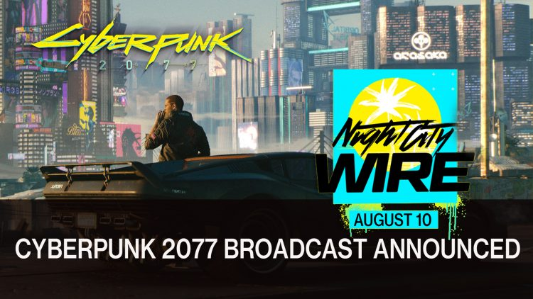 Cyberpunk 2077 Second Night City Wire Episode Announced